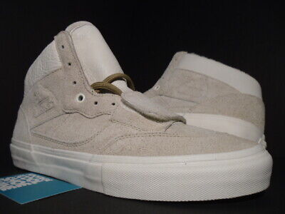2014 VANS MOUNTAIN MT EDITION PERF LX SUEDE OXFORD KHAKI OFF WHITE VN-0VOIC5A 10 White Suede Oxford