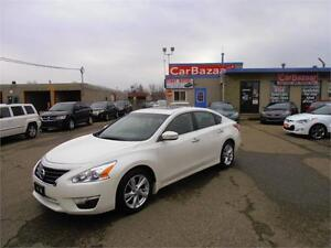 2013 NISSAN ALTIMA SL 4 CYL LEATHER SUNROOF EASY CAR FINANCING
