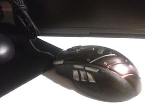 Steelseries world of warcraft 14 button mouse *view my other ads