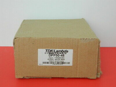 New Tdk-lambda Dpp50-48 48vdc 50w Power Supply