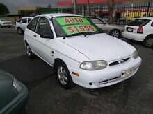 1999 Ford Festiva WF Trio S 4 Speed Automatic Hatchback Nailsworth Prospect Area Preview
