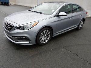 2015 HYUNDAI SONATA SPORT WITH TECHNOLOGY PACKAGE