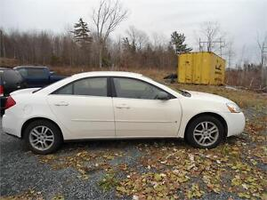 AS TRADED, AS IS 2006 PONTIAC G6 , 163000 KM AUTOMATIC