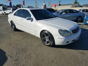 2000 Mercedes-Benz S320 W220 White 5 Speed Automatic Sedan Officer Cardinia Area Preview