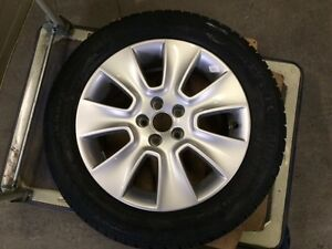 "16"" OEM VW rims take offs + New Winter tires"
