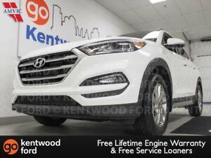 2018 Hyundai Tucson AWD with a sunroof, power leather heated sea