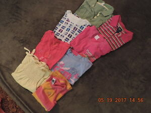 Girl's Size 2T Short Sleeve T-Shirts