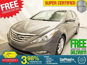 2012 Hyundai Sonata Limited *Warranty*