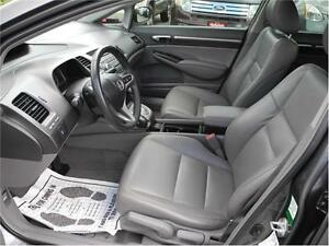 2011 Honda Civic Sdn EX-L LEATHER - SUNROOF Oakville / Halton Region Toronto (GTA) image 11