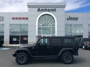 2017 Jeep Wrangler Unlimited Hard Rock