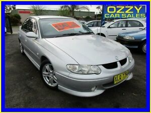 2001 Holden Commodore VX Executive Silver 4 Speed Automatic Sedan Minto Campbelltown Area Preview