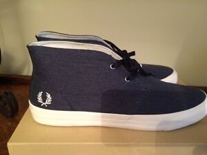 Fred Perry Canvas Shoes London Ontario image 1