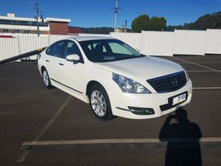2012 Nissan Maxima J32 MY11 350 X-tronic ST-S White 6 Speed Constant Variable Sedan South Burnie Burnie Area Preview