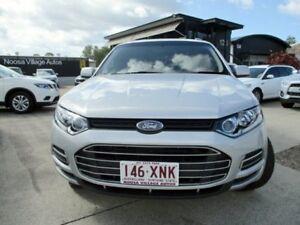 2014 Ford Territory SZ TS Seq Sport Shift AWD Silver 6 Speed Sports Automatic Wagon