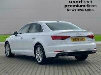 2019 Audi A4 35 Tfsi Se 4Dr Saloon Petrol Manual