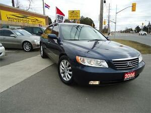 2006 Hyundai Azera Premium,ONE LOCAL OWNER,NO ACCIDENT