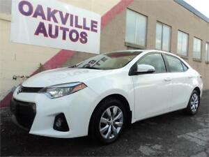 2014 Toyota Corolla S AUTOMATIC CAMERA BLUETOOTH SAFETY INCL