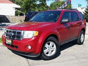 2009 FORD ESCAPE XLT ~ 196,000 km's ~ $6,795 + HST