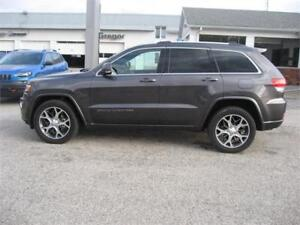"""2018 Jeep Grand Cherokee Limited 4X4 """"Sterling Edition"""""""