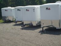 Enclosed Trailers - In Stock Sale!