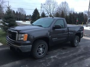 2010 GMC Sierra 1500 SLE Reg Cab 4WD truck for sale