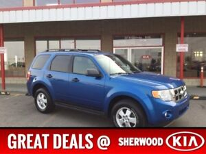 2011 Ford Escape XLT LEATHER Leather,  Heated Seats,  A/C,