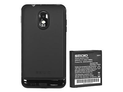 Seidio Innocell Extended Battery for Samsung Epic 4G Touch (3200mAh) Galaxy S2 , used for sale  Shipping to India