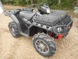 2 - 2013 Polaris Sportsman 850 XP