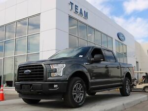 2017 Ford F-150 XLT, 301A, 3.5, SYNC, AIR CONDITIONING, REVERSE