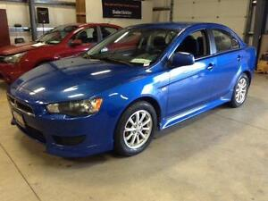 2011  MITSUBISHI  LANCER  EASY FINANCING  830-5100