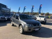 2008 Ford Territory SY MY07 Upgrade TX (RWD) 4 Speed Auto Seq Sportshift Wagon Lilydale Yarra Ranges Preview