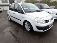 2005 Renault Scenic TDCi 1.5 Choice of 2 From £595