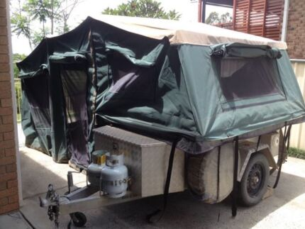 Camper Trailer Maclean Clarence Valley Preview