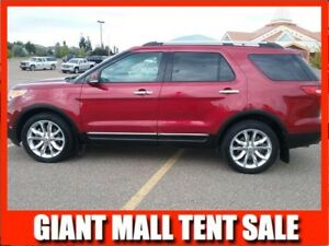 2015 Ford Explorer Limited   **LEATHER-NAV-SUNROOF**
