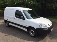 2010 10 CITROEN BERLINGO 1.6 FIRST HDI NO VAT 5 SEAT VAN 75 BHP DIESEL