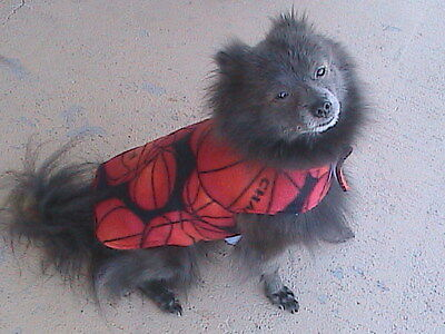 Lil' Dog Fleece Snuggie - Basketball Star - Medium