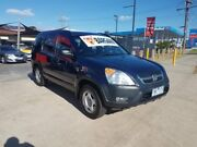 2002 Honda CR-V MY02 (4x4) 4 Speed Automatic Wagon Deer Park Brimbank Area Preview