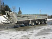 '2014 Asetrail dump trailer