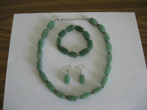 Jade Jewellry Set