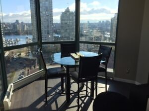 1300 sq ft in the heart of Yaletown