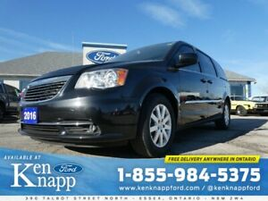 2016 Chrysler Town & Country Touring- EXTENDED WARRANTY RUST PRO