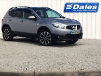Nissan Qashqai 360 1.5 Dci (grey) 2013