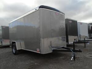 2017 6X12 ATLAS ENCLOSED - WELL BUILT, RELIABLE! London Ontario image 4