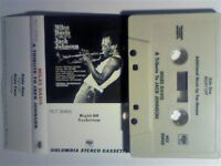 MILES DAVIS - A TRIBUTE TO JACK JOHNSON PRERECORDED CASSETTE TAPES. PCT 30455. One of 100s rarities.