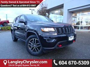 2017 Jeep Grand Cherokee Trailhawk *ACCIDENT FREE * DEALER IN...