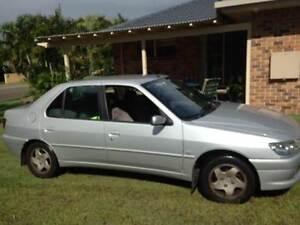 2001 Peugeot 306 Sedan ..5 MONTHS REGO!!! Byron Bay Byron Area Preview