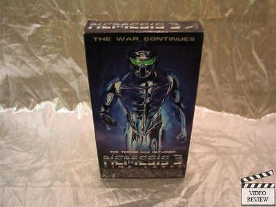 Nemesis 3: Time Lapse (VHS, 1996) Norbert Weisser Xavier Decie Sharon Bruneau