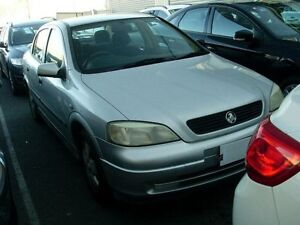 2004 Holden Astra TS CD Silver 4 Speed Automatic Hatchback Moorabbin Kingston Area Preview