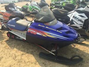 REDUCED - 2001 Polaris RMK 700 ONLY $2000.00