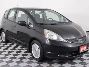 2011 Honda Fit FUEL SAVER, ALLOY WHEELS, CRUISE, AIR CONDITIONIN